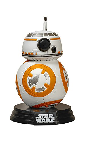 Funko - Figurina Star Wars Episode 7 - Bb-8 Pop 10Cm - 0849803062187