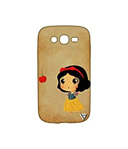 Vogueshell snow white cartoon Printed Symmetry PRO Series Hard Back Case for Samsung Galaxy Grand