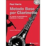Metodo base per clarinetto. con cd audio