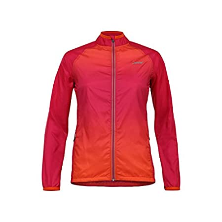 Wind and water protection in an ultra-lightweight woven shell, the fit and function of the Wind Swell Jacket are top of the line. Features include secure zippered hand warmer pockets, back cape for ventilation, gathered stretch to keep the wind out, ...