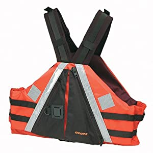 Stearns Low Profile Enforcement Vest Orange; X-Large