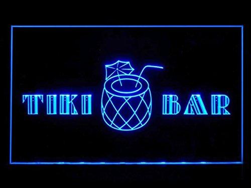 C B Signs Pineapple Mixed Drinks Tiki Bar Led Sign Neon Light Sign Display