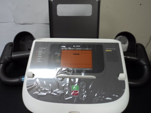 Precor 9.23 Treadmill Monitor & Handle with Cup Holders & Monitor Mount