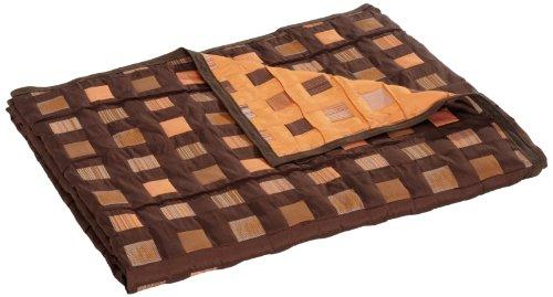 Hagemann Lorient_270250_braun - Manta 270 x 250cm, color marrón