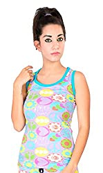 Nuteez Womens Tank Tops
