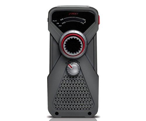 Soulra FRX1 AM/FM/KW Radio (Analogtuner, LED-Taschenlampe,