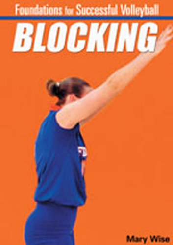 Championship Productions Foundations for Successful Volleyball: Blocking DVD