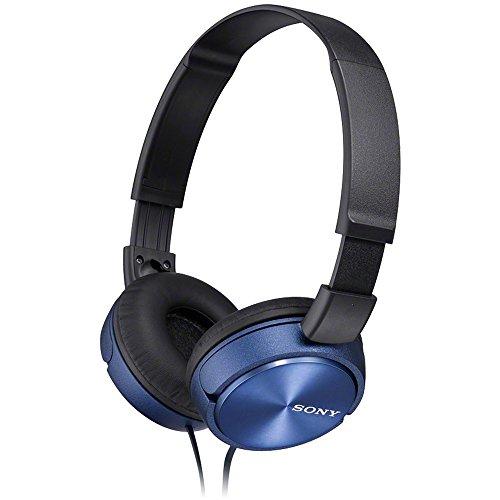 sony-mdrzx310-foldable-headphones-metallic-blue