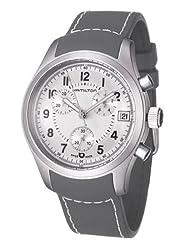 Hamilton Khaki Chrono Men's Quartz Watch H68582853