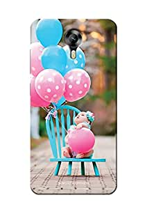 Sowing Happiness Printed Back Cover for Micromax Nitro 3 :: Nitro 3 4G
