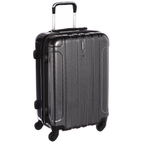 [ピジョール] PUJOLS ピジョール アイアンIII スーツケース 55cm・45リットル・3.4kg 05722 02 (ブラックカーボン)