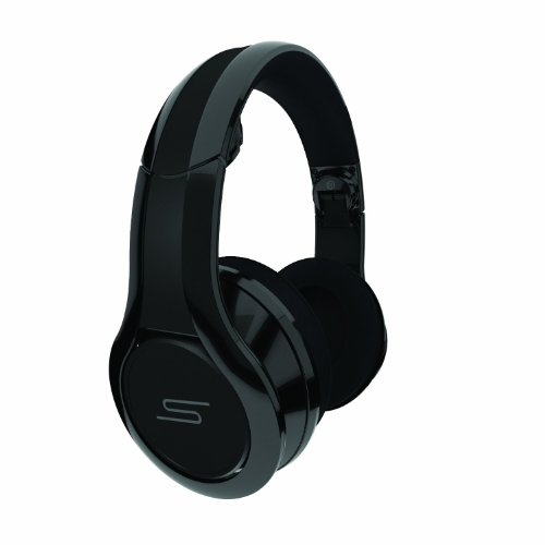 Sms Audio Street By 50 Cent Wired Dj Headphones - Black
