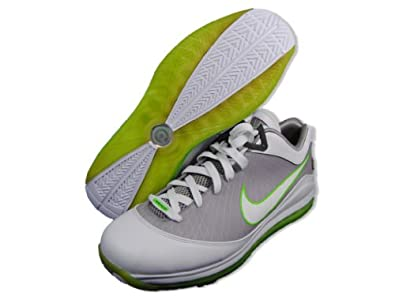 Nike Air Max Lebron Vii Low Sneaker Grey 9.5