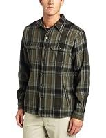 Columbia Men's Noble Falls Omni Heat Shirt Jacket