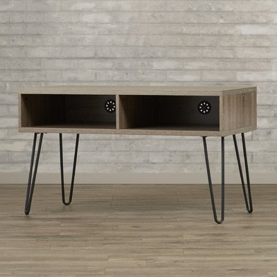 Varick Gallery Kirk TV Stand, Oak
