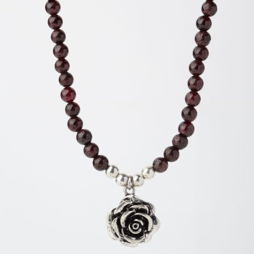 Neoglory Vintage Pendant Necklaces/ Bracelet Bangle Retro Bead Jewelry Unisex Gift