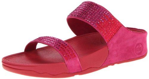 fitflop flare slide pink
