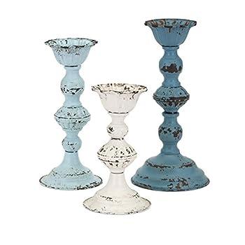 Brugge Vintage Candleholders - Set of 3