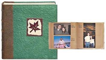 Pioneer Assorted Designs 4 x 6 Inches Eco Bi-Directional Pocket AlbumB00009UT3M
