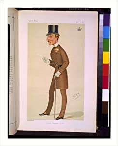 Historic Print (L): A future commander in chief / Spy ; Vincent Brooks, Day & Son, Lith.