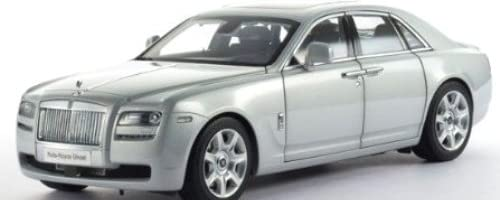 1/18scale 京商 Kyosho Rolls Royce Ghost Silver ロールス ロイス ゴースト