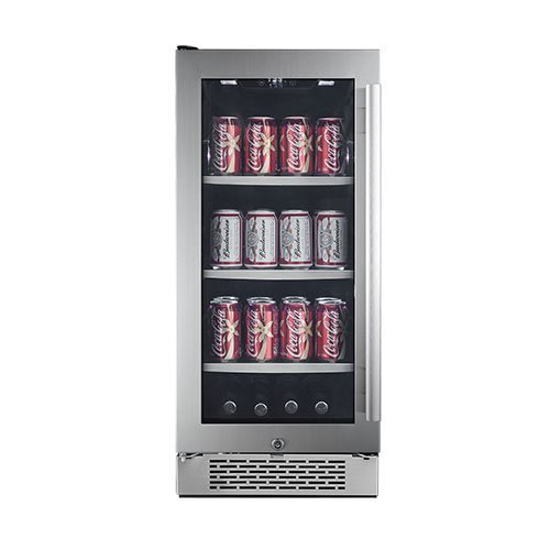 Avallon 86 Can Built-In Beverage Cooler - Left Hinge (Commercial Coca Cola Refrigerator compare prices)