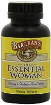 Barlean's Organic Oils Essential Woma…