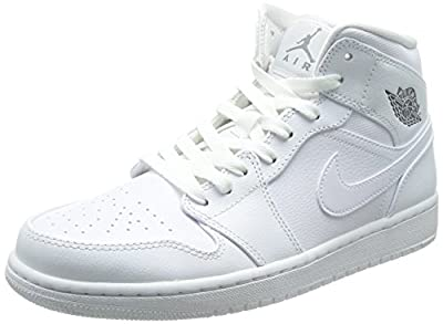 Nike Men's Air Jordan 1 Mid Basketball Shoes