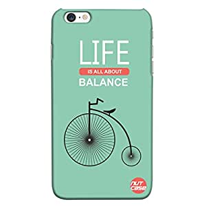 Life , Balance & Cycle - Nutcase Designer iPhone 6 Plus Case Cover