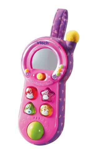 VTech Pink Soft Singing Phone