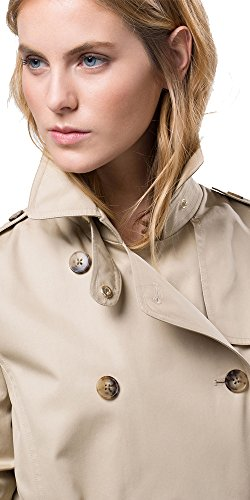 цена Massimo Dutti (Zara Group) Women´s Beige Raincoat 6700/676 онлайн в 2017 году