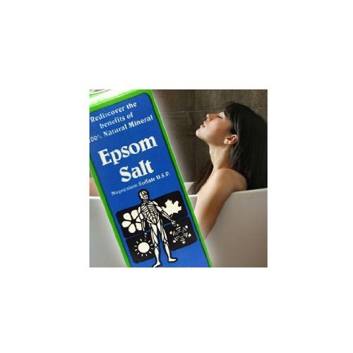 nobrand エプソムソルト ESP Epsom Salt 907g 入浴用ソルト マグネシウム ミネラル 入浴剤 EpsomSalt