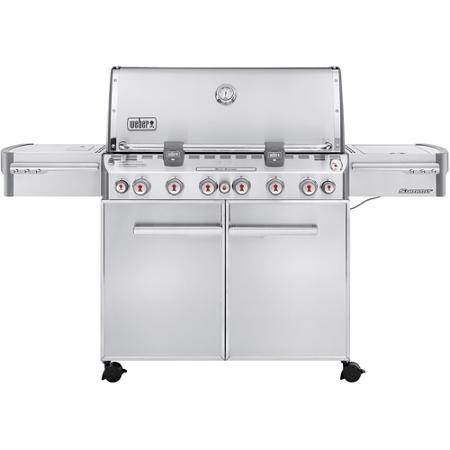 Weber Summit S-670 6-Burner Gas Grill