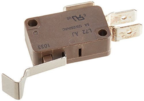 General Electric WB24K10010 Range/Stove/Oven Micro Switch (Micro Oven Parts compare prices)