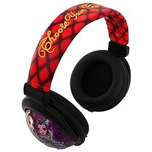 Ever After High Kids Safe Headphones - Royals