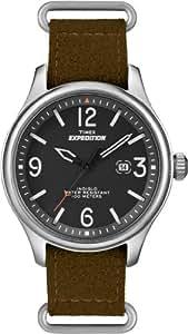 Timex Sport & Outdoor Herren-Armbanduhr Analog braun T49935SU