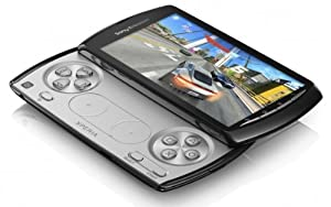 Sony Ericsson R800IEUBLK Xperia Play R800i Unlocked Phone and Gaming Device
