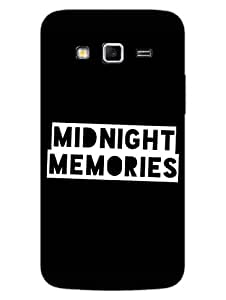 Samsung Grand 2 Back Cover - Midnight Memories - Do You Have One - Designer Printed Hard Shell Case