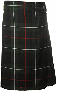 Mens Party Kilt in MacKenzie Tartan option 32
