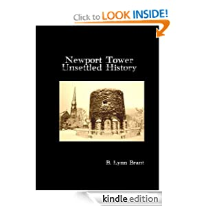 Logo for Newport Tower: Unsettled History