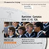 Das Kirchenjahr mit Bach - Himmelfahrt: Kantaten BWV 37,43,128
