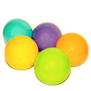 Replacement Ball Set for Elefun Poppin Park Busy Ball Popper