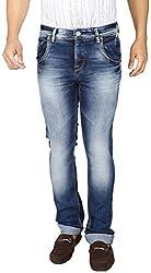 Killer Men'S Slim Fit Jeans (9157 Marley Slmft Wldind_38, Blue, 38)