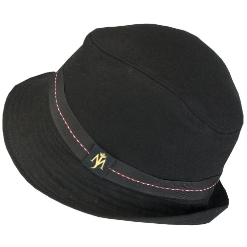 Michael Jackson - Mens Mj Logo Wool Fedora - Multi