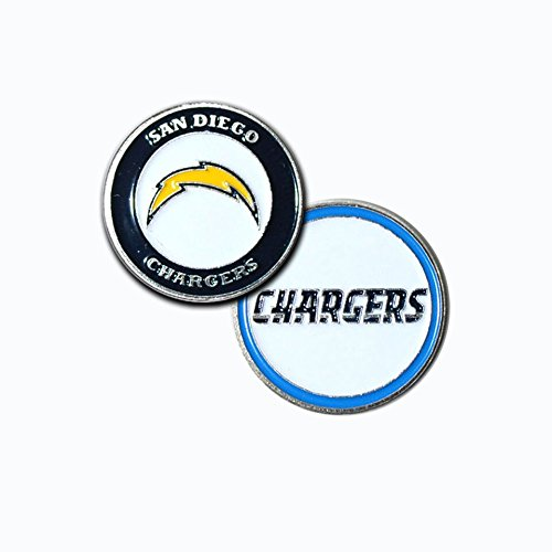San Diego Chargers Ball Marker Set
