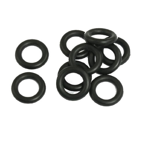 10 x Mechanical Nitrile Rubber NBR O Rings Oil Seal Gaskets 20mm x 4mm oil seal