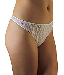 GOLDEN GIRL Women's Premium Quality Use And Throw Disposable Panties (PACK OF 12) (Small)