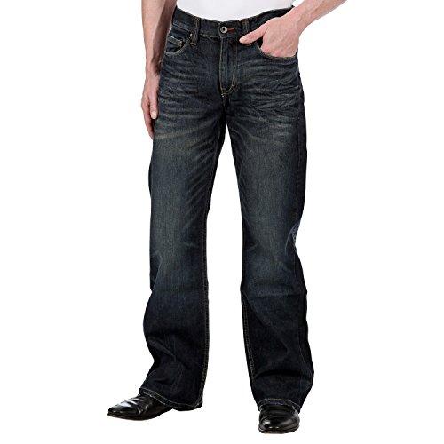 Mustang -  Jeans  - Uomo 595 DarkBlue W31