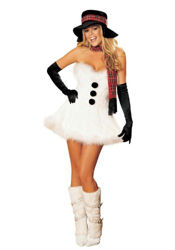 Women's Frosty The Snowwoman
