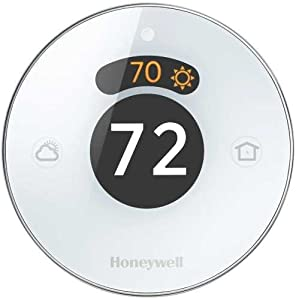 Honeywell TH8732WF5018 Lyric WiFi-Enabled Thermostat (Contractor version)